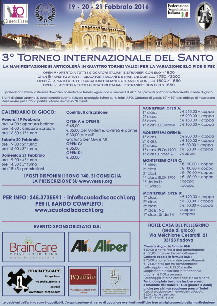 bando santo 2016 one page